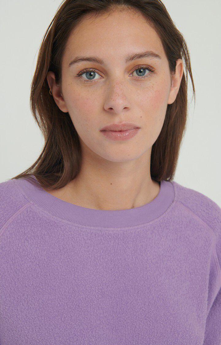 Sweat femme Lapow, MAUVE, hi-res-model