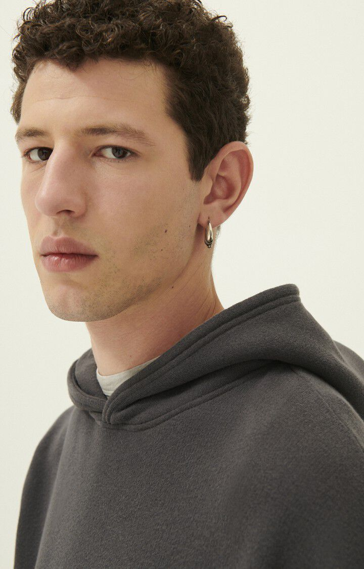 Men's sweatshirt Ikatown, CHARCOAL, hi-res-model