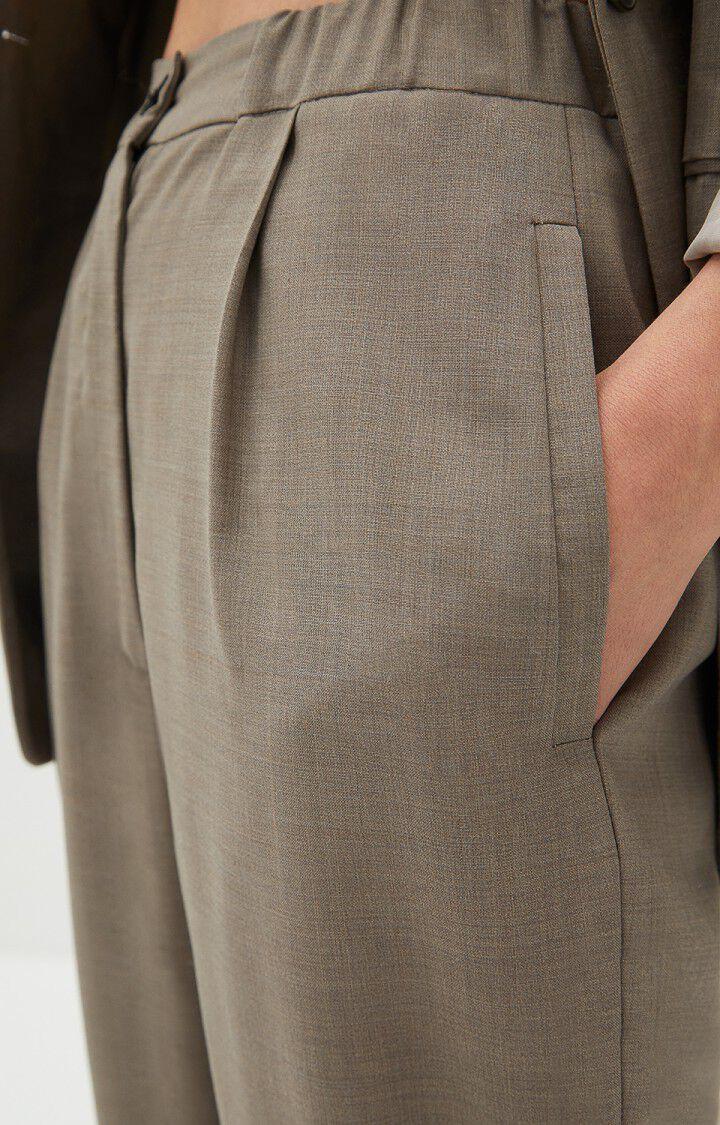 Women's trousers Luziol, ROPE MELANGE, hi-res-model
