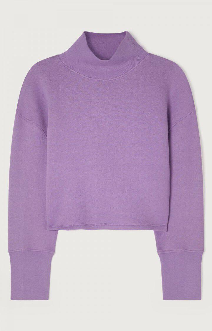 Women's sweatshirt Ikatown, MAUVE, hi-res