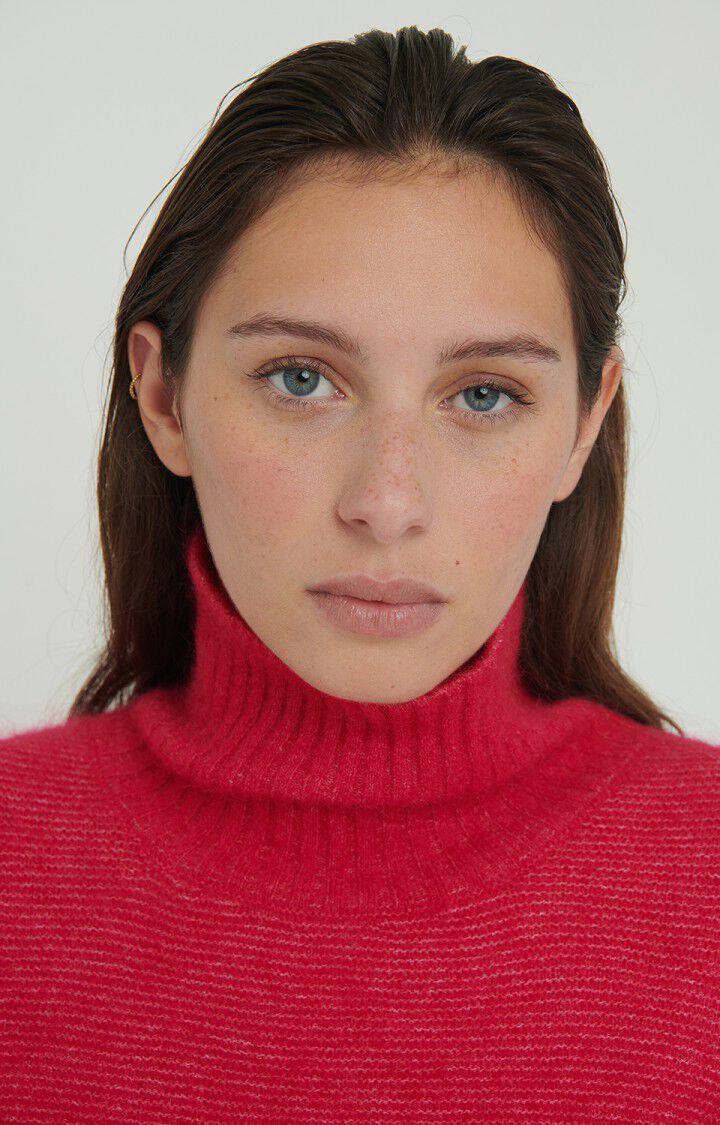 Pull femme Zabidoo, FUSHIA CHINE, hi-res-model