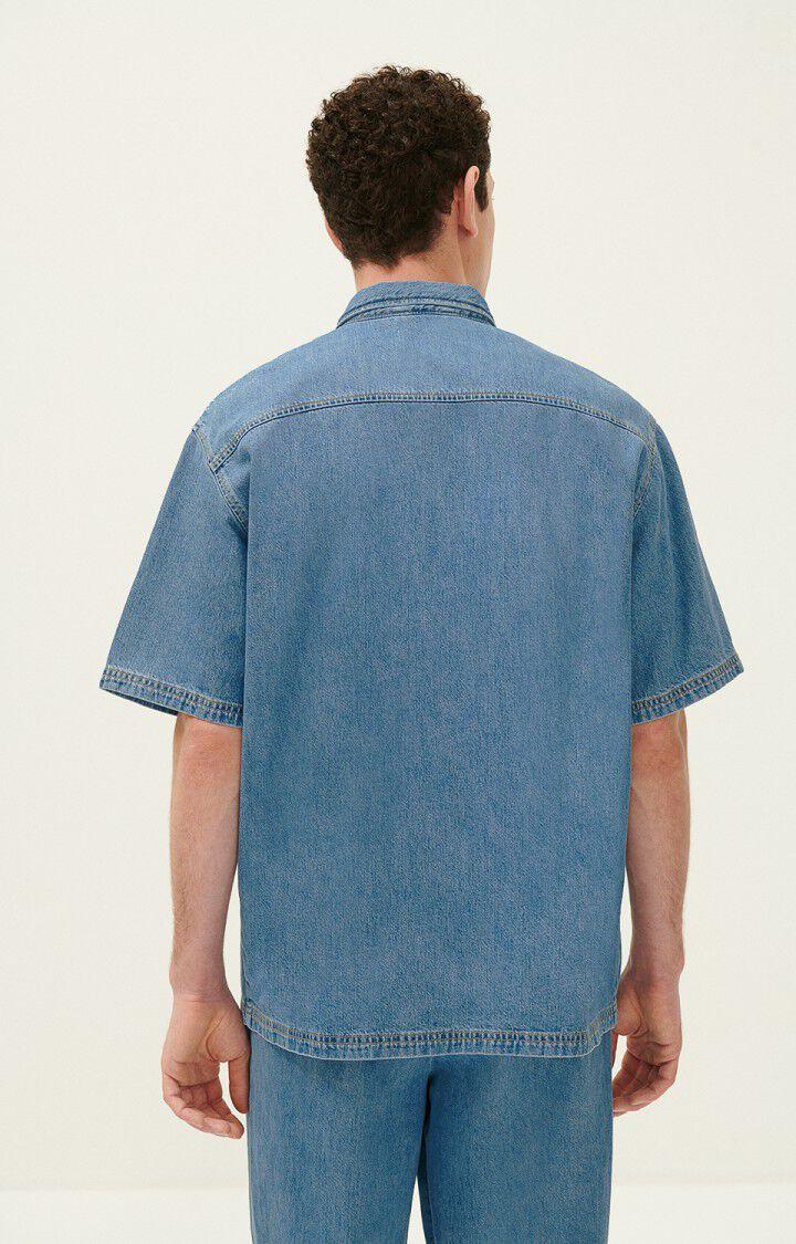 Men's shirt Gowbay, MEDIUM BLUE, hi-res-model