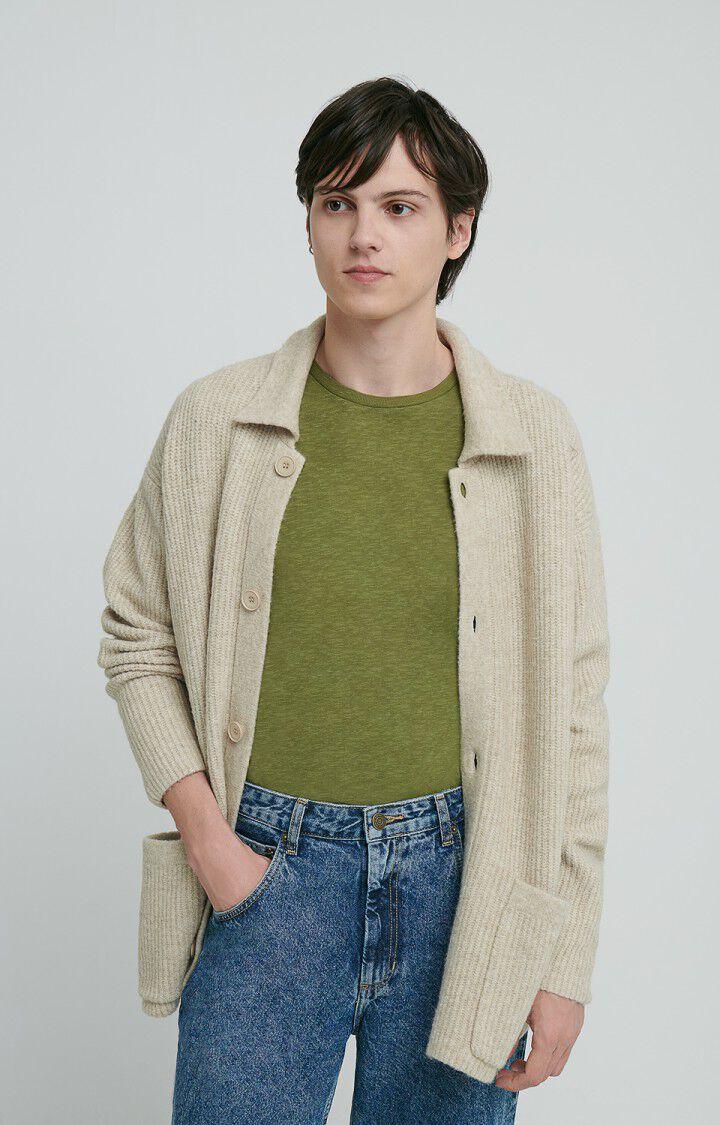 Men's cardigan Domy