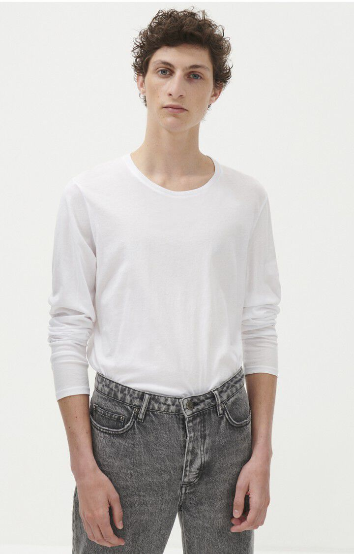 Camiseta hombre Decatur, BLANCO, hi-res-model