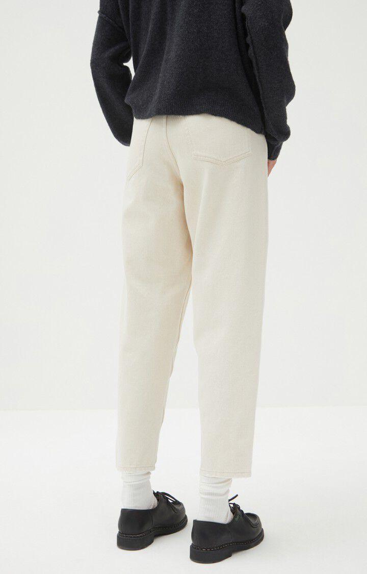 Women's jeans Tineborow, ECRU, hi-res-model