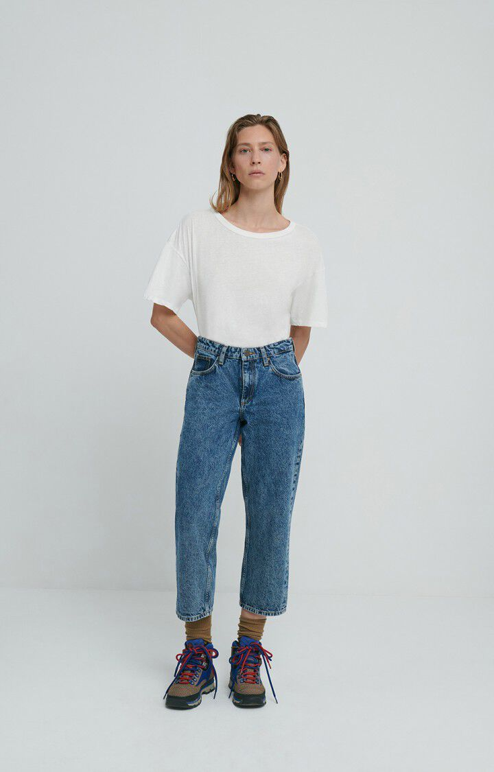 T-shirt femme Aksun, BLANC, hi-res-model