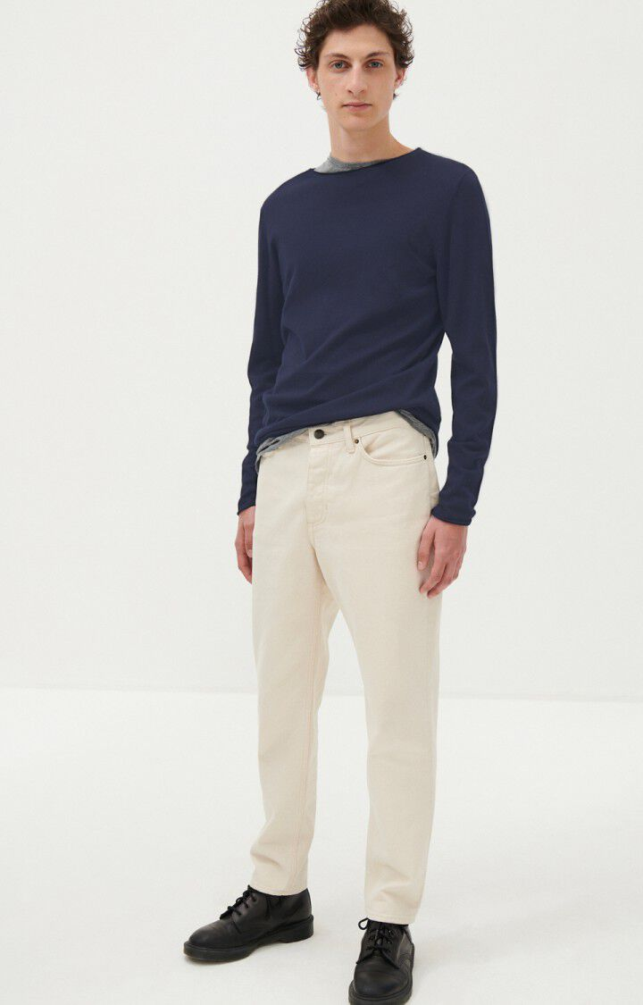 Maglione uomo Marcel, H21-NAVY, hi-res-model