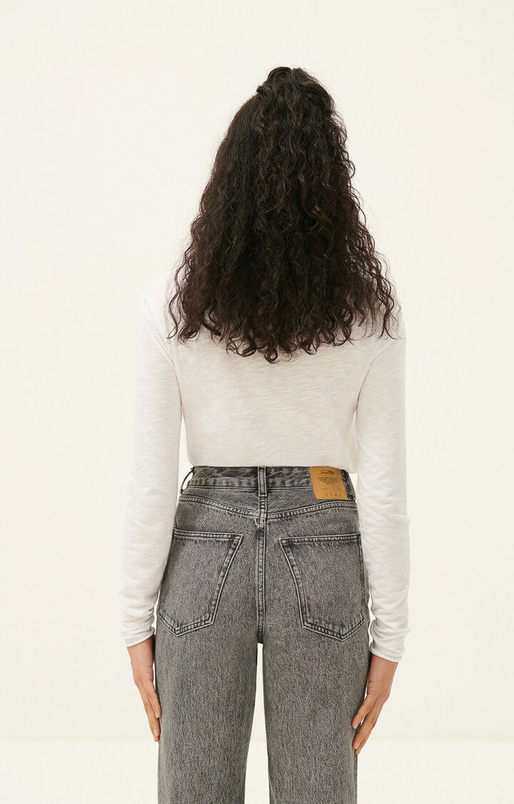 T-shirt femme Jacksonville, BLANC, hi-res-model