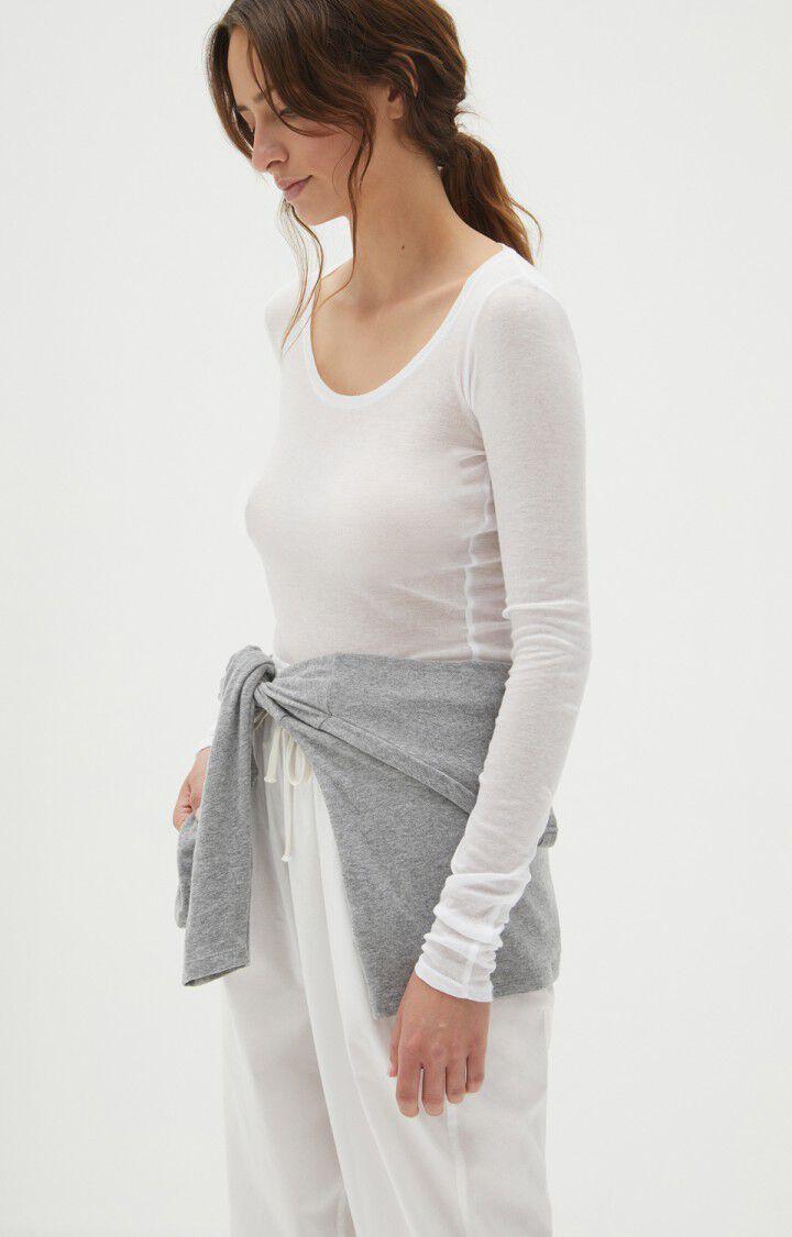 T-shirt femme Massachusetts, BLANC, hi-res-model