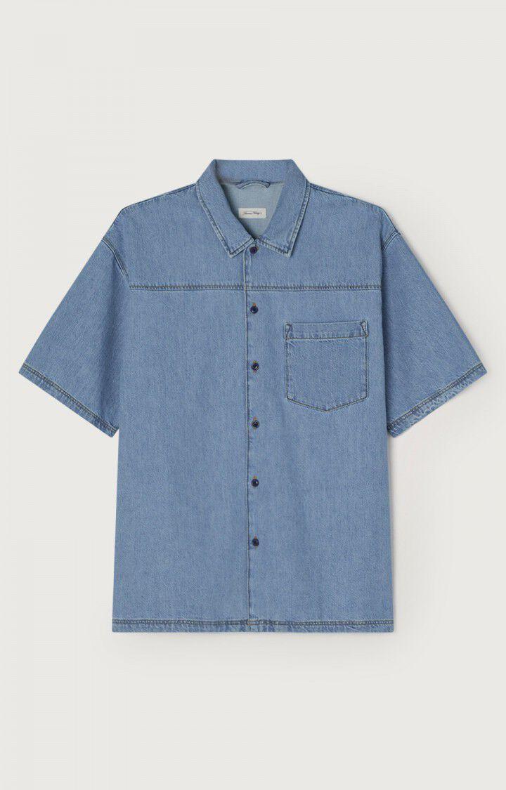Men's shirt Gowbay, MEDIUM BLUE, hi-res