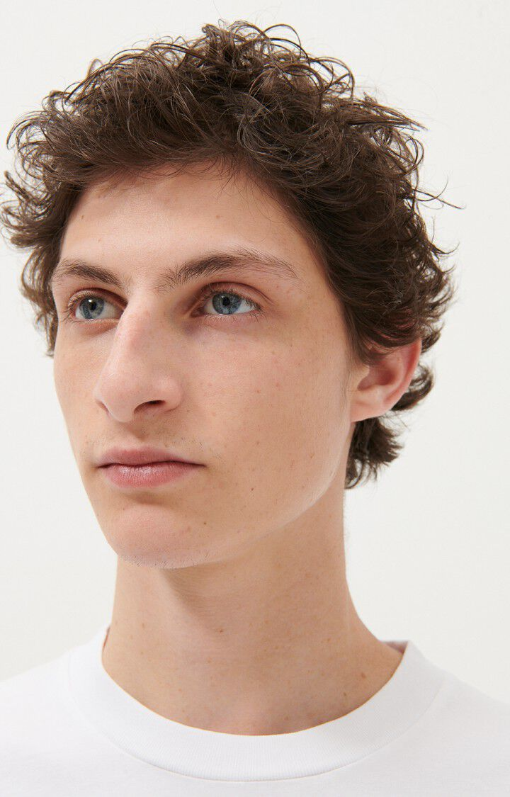 T-shirt homme Fizvalley, BLANC, hi-res-model