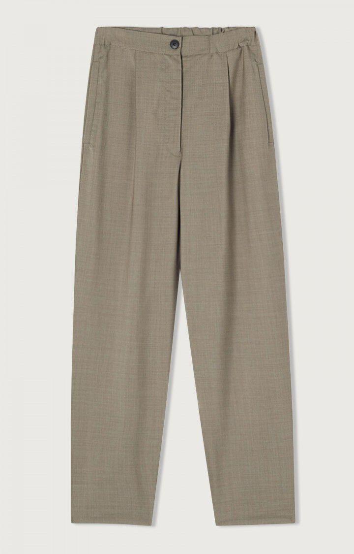 Women's trousers Luziol, ROPE MELANGE, hi-res
