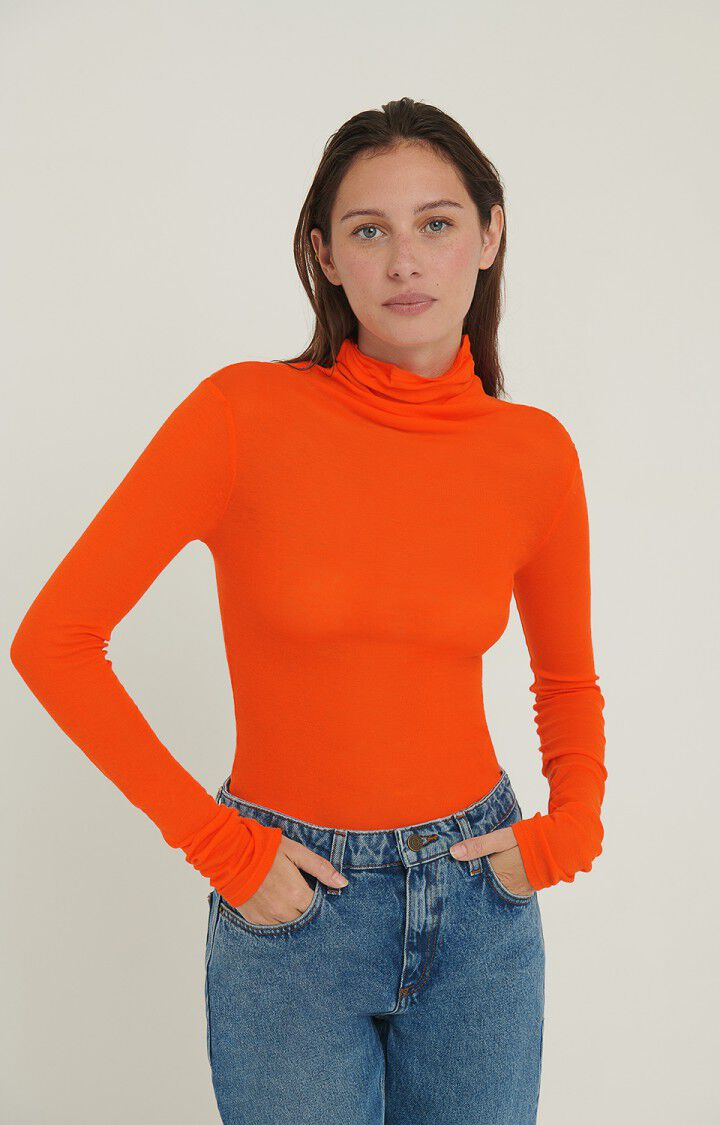 T-shirt femme Massachusetts, DISCO VINTAGE, hi-res-model